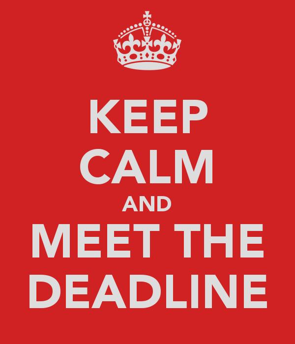 keep-calm-and-meet-the-deadline